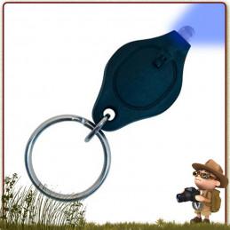 Micro lampe Flashlight LED, éclairage Bleu pour l'identification des liquides comme le sang par exemple