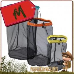 Sac rangement Mesh Ultra Light Stuff Sack 9L Sea To Summit pour ranger vos vêtements dans un sac à dos