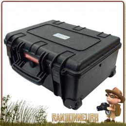 Valise Etanche XPLOR 35 Litres Urikan de transport sécurisé d'équipement informatique et scientifique