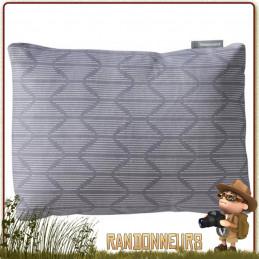 Taie Oreiller Trekker Thermarest enveloppe en polyester peigné oreiller confortable de bivouac ou de voyage