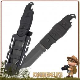 Couteau Tanto Kotu Gear Aid meilleur couteau de survie tactique militaire et sécurité