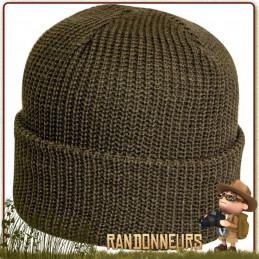 Bonnet Commando Olive Highlander militaire randonnée bushcraft coifant chasse