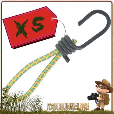 Mini Tendeur Elastique avec crochet pour Baches et Tarps CAO