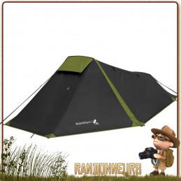 Tente Trekking BLACKTHORN 1 Highlander NOIRE de randonnée légère et bikepacking