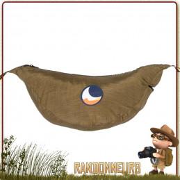 Hamac grande taille Ticket To The Moon de 500 x 300 cm pour un bivouac tout confort dans les grands espaces