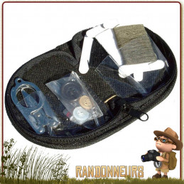 Kit de couture de poche BCB contenant tous les éléments nécessaires à la réparation des vêtements et couture