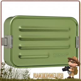 Boite étanche taille MAXI 2.5 Litres SIGG aluminium protection, transport, protection  stockage matériel randonnée