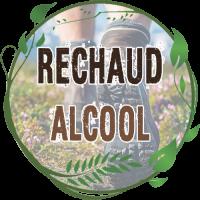 Réchaud Alcool