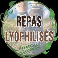 Sachet Repas Lyophilisé