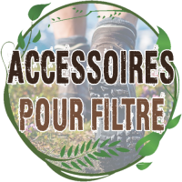 Accessoires pour Filtre