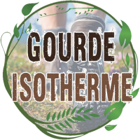 Gourde Bouteille Isotherme