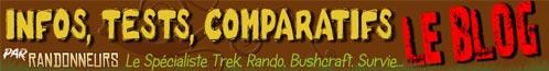 Le blog de Randonneurs, tout savoir sur le matériel de randonnée, des tests produits, comparatifs et infos