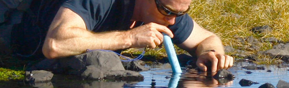 Filtre portable, le meilleur système de filtration de l'eau potable